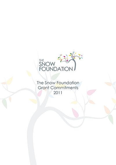 The SF Grant Commitments 2011 Cover